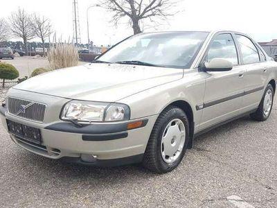 gebraucht Volvo S80 Klassik 2,5D TDI Aut. Limousine