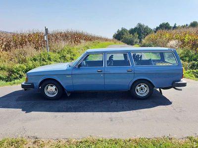 gebraucht Volvo 240 Serie 200Kombi / Family Van,