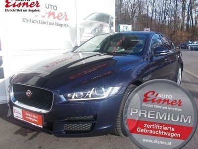 gebraucht Jaguar XE 20d Portfolio AWD