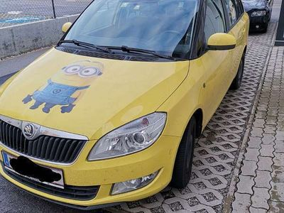 gebraucht Skoda Fabia Ambition Kombi / Family Van,