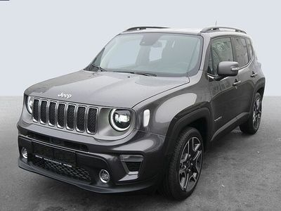 gebraucht Jeep Renegade 1,6 MultiJet II 120 Limited Aut.