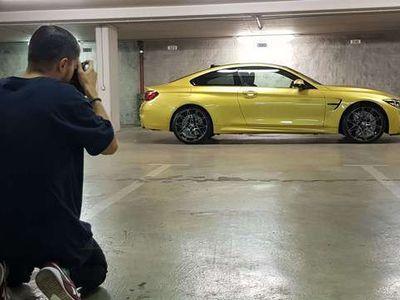 gebraucht BMW M4 M-DKG Coupe Aut. Competition + Care 4J
