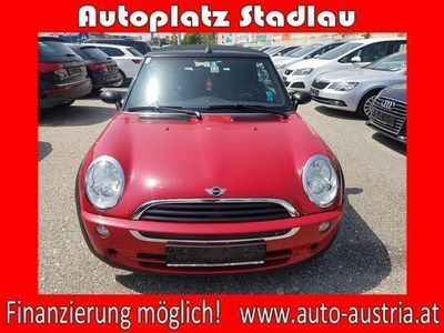 used Mini One Cabriolet Cabrio Cabrio / Roadster,