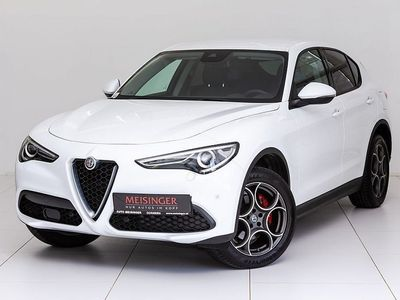 gebraucht Alfa Romeo Stelvio 2,2 ATX AWD, 181 PS, 5 Türen, Automatik