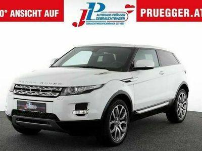 gebraucht Land Rover Range Rover evoque Prestige COUPE 2,2 TD4 Autom
