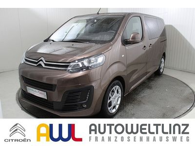 gebraucht Citroën Spacetourer M BHDI120 FEEL