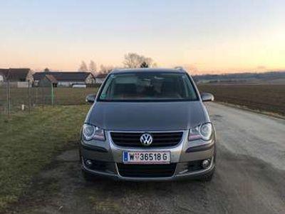 gebraucht VW Touran Cross 2,0 TDI DPF
