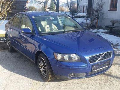 usata Volvo S40 S402.0 D Vollausstattung ÖAMTC PICKERL *** Limousine,
