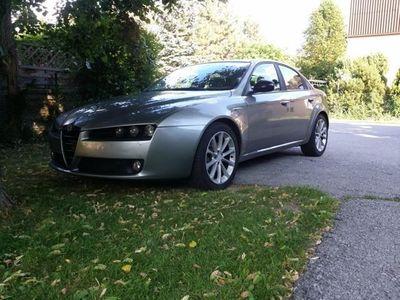 gebraucht Alfa Romeo 159 Alfa 1,9 JTDM 8V Progression