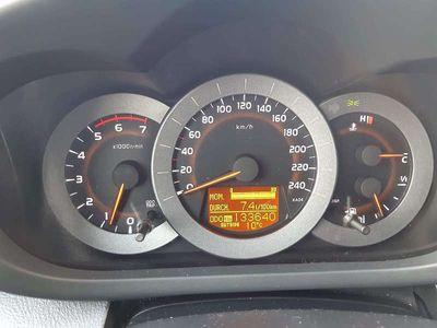 gebraucht Toyota RAV4 2.2 Kombi / Family Van