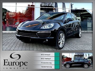 used Porsche Cayenne II 3,0 Diesel Aut. SUV / Geländewagen,