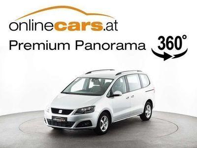 gebraucht Seat Alhambra GT 2,0 TDI CR DPF 7-Sitze Kombi / Family Van,