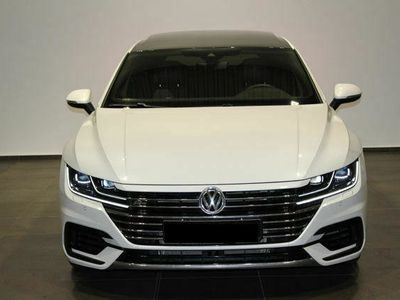 gebraucht VW Arteon GTR 2,0 TSI 4M 2x R-Line DSG Panor HUD Massage AHK