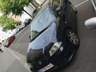 gebraucht Seat Ibiza fresh TDI-PD Klein-/ Kompaktwagen,