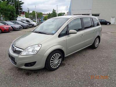 gebraucht Opel Zafira 1,7 CDTI Classic * 7 Sitzer * Klima Kombi / Family Van
