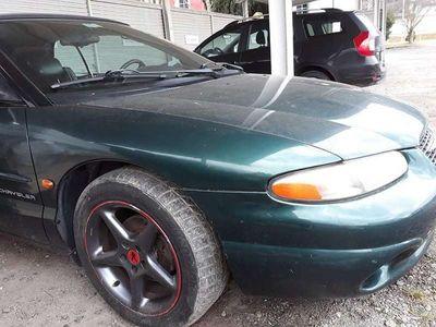 gebraucht Chrysler Stratus cabrio 2.0 JX Cabrio / Roadster