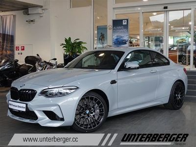 gebraucht BMW M2 Competition / DKG / M-Sportbremse