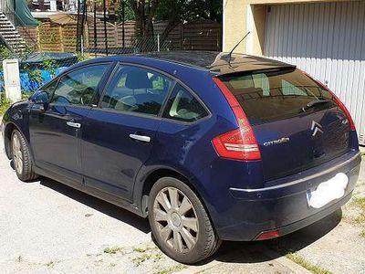 gebraucht Citroën C4 1.6 HDI Klein-/ Kompaktwagen,