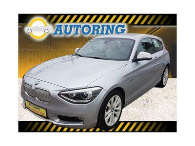 gebraucht BMW 125 125 d Urban Line Vollausstattung