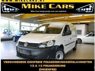 gebraucht VW Caddy Maxi Kasten,Klima,Anhängekupplung