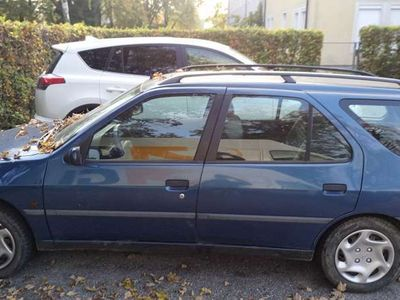 gebraucht Peugeot 306 1,9 Kombi / Family Van
