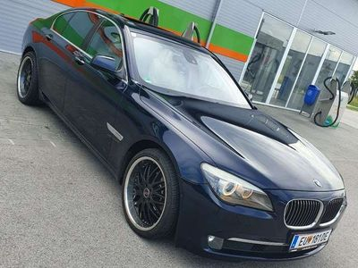 gebraucht BMW 730 7er-Reihe Diesel (F01) Blue Performance Aut.