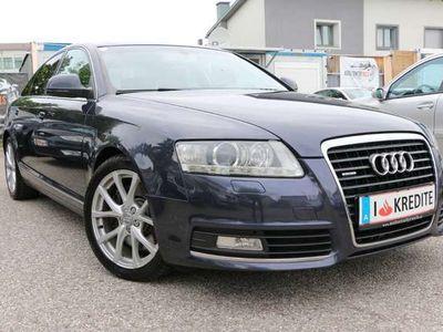 gebraucht Audi A6 3,0 TDI quattro DPF Tiptronic, Vollst. Serviceheft Limousine