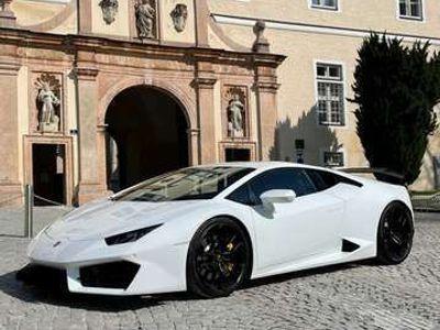 gebraucht Lamborghini Huracán LP 580-2 Novitec, Lift, Service Neu, Neuwertig