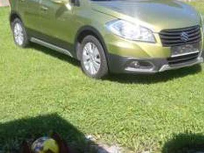 gebraucht Suzuki SX4 S-Cross 1,6 Allgrip CVT shine