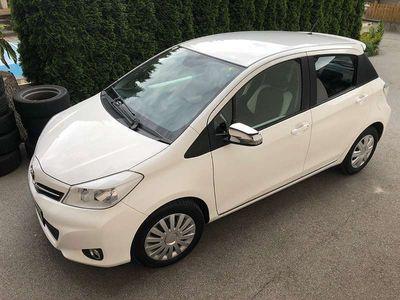 gebraucht Toyota Yaris 1,0. VVT-i Trend Klein-/ Kompaktwagen