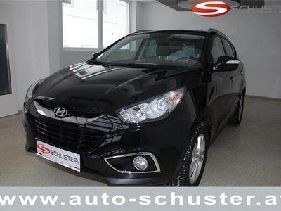 brugt Hyundai ix35 1,7 CRDi Premium DPF SUV / Geländewagen,