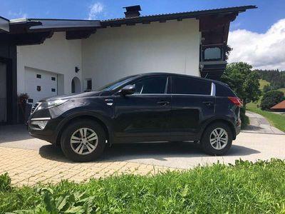 gebraucht Kia Sportage CRDI/2.0/COOL SUV / Geländewagen