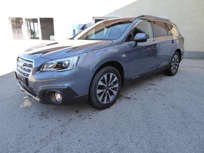 gebraucht Subaru Outback Touring Wagon 2,0 D Exclusive AWD CVT