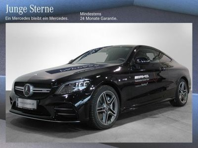 used Mercedes C43 AMG AMG 4M COUPÉ