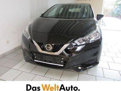 gebraucht Nissan Micra 0,9 IG-T Visia Plus