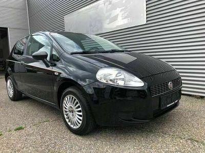 gebraucht Fiat Grande Punto 1.4 FORMULA# PICKERL NEU#SERVICEHEFT#WENIG KM !!!