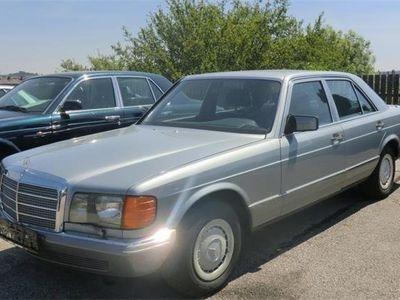 gebraucht Mercedes 500 SE Limousine