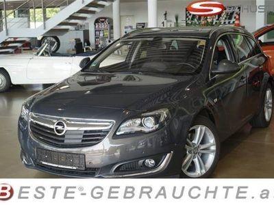 gebraucht Opel Insignia ST CDTI 2.0 4x4 ecoFlex Business Innovati