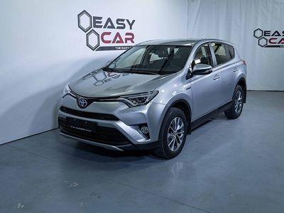 gebraucht Toyota RAV4 2,5 Hybrid 4WD*GARANTIE*NAVI*PDC*RÜCKFAHRKAMERA*