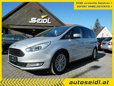 gebraucht Ford Galaxy 2,0 TDCi Titanium Start/Stop *LED+NAVI+AHV*