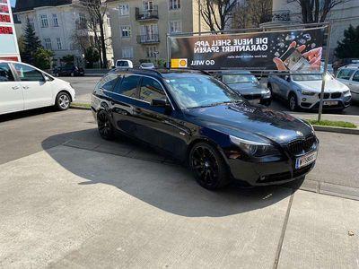 gebraucht BMW 535 5er-Reihe D Kombi / Family Van