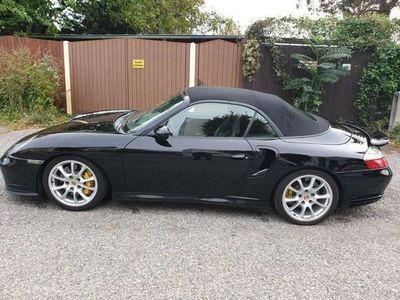 gebraucht Porsche 911 Turbo S Cabriolet Cabrio / Roadster