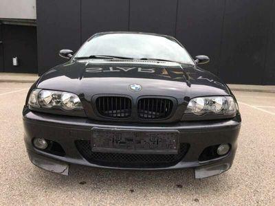 gebraucht BMW 323 3er-Reihe Coupé E46 Österreich-Paket