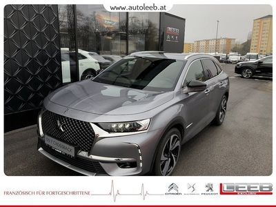 gebraucht DS Automobiles DS7 Crossback BlueHDi 180 Be Chic