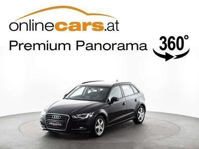 gebraucht Audi A3 Sportback Ambition 2,0 TDI Aut. NAVI NAVI Limousine,