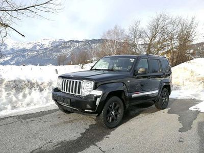 used Jeep Cherokee 2,8 Limited CRD Aut.