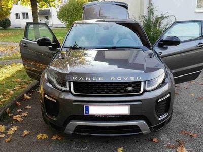 gebraucht Land Rover Range Rover evoque Coupe HSE Dynamic 2.0TD AUT SUV / Geländewagen