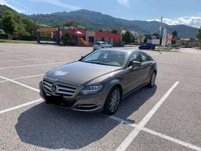 gebraucht Mercedes CLS350 CDI BlueEfficiency 4MATIC Aut. DPF