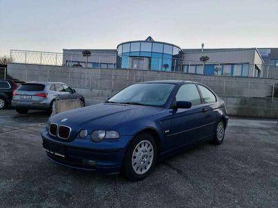 gebraucht BMW 316 Compact 3er-Reihe compact (E46)