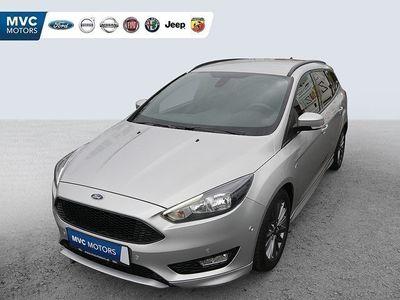 gebraucht Ford Focus Traveller 1,0 EcoBoost ST-Line Kombi / Family Van